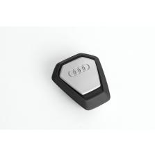 Õhuvärskendaja Audi Singleframe disain, must
