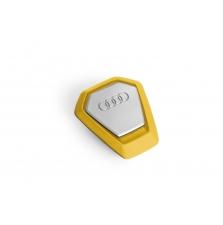 Õhuvärskendaja Audi Singleframe disain, kollane