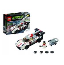 Audi R18 LEGO Speed Champions