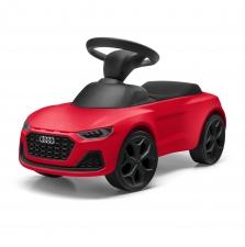 Audi Junior quattro, punane