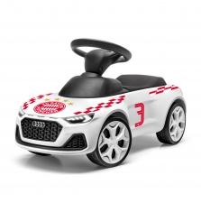 Audi Junior quattro FC Bayern München, valge