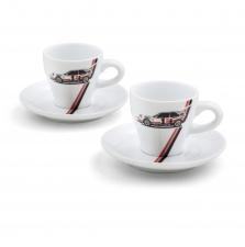 Heritage espressotassid, 2tk