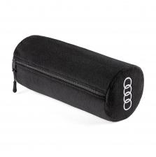 Audi fliistekk 2ühes, must