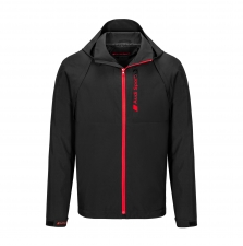 Audi Sport jakk/vest, must