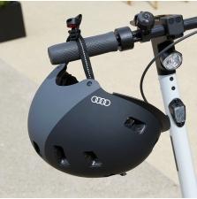 Audi elektritõuksi kiiver