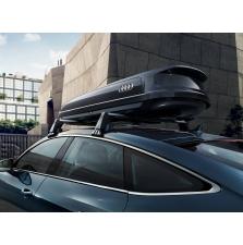 Audi suusa- ja pagasiboks, 405l, briljantmust
