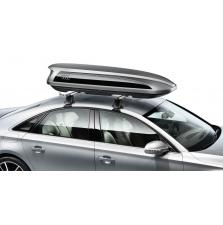 Audi suusa- ja pagasiboks, 405l, plaatina hall
