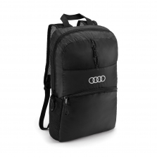 Audi seljakott, kokkupakitav