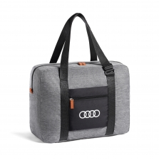 Audi kokkupakitav kott, helehall