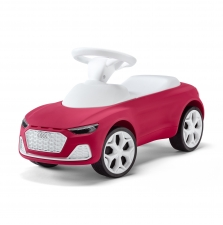 Audi Junior quattro, roosa