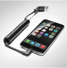 Laadimisjuhe liikuv USB pistik + Apple lighting