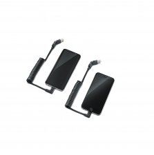 Laadimisjuhe liikuv USB pistik + USB-C