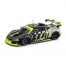 Audi R8 LMS GT2, must/kollane, 1:43